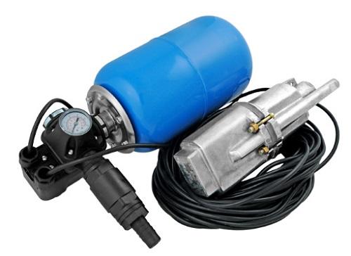 Электрическая схема подключения насоса для скважины