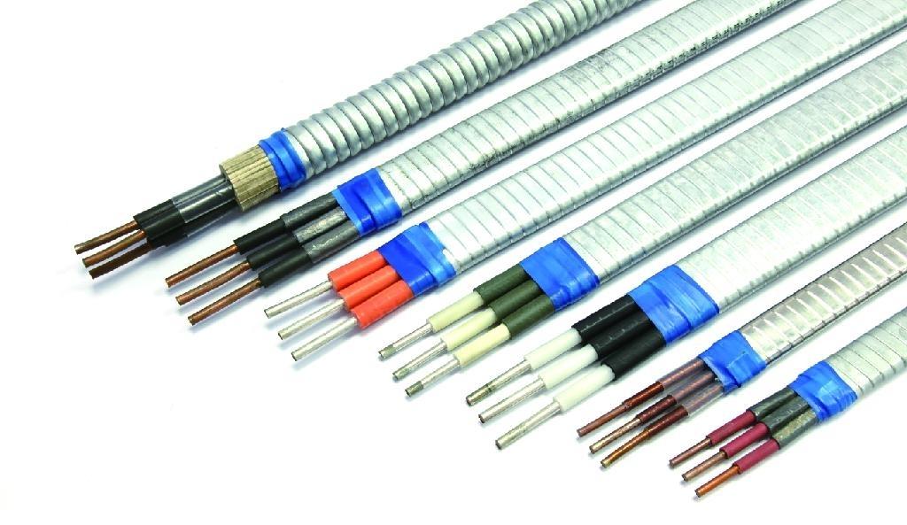 Трехжильные кабеля для погружных насосов