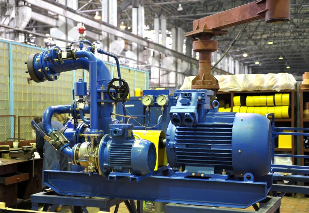 Насосы НМШ широко используют в промышленности