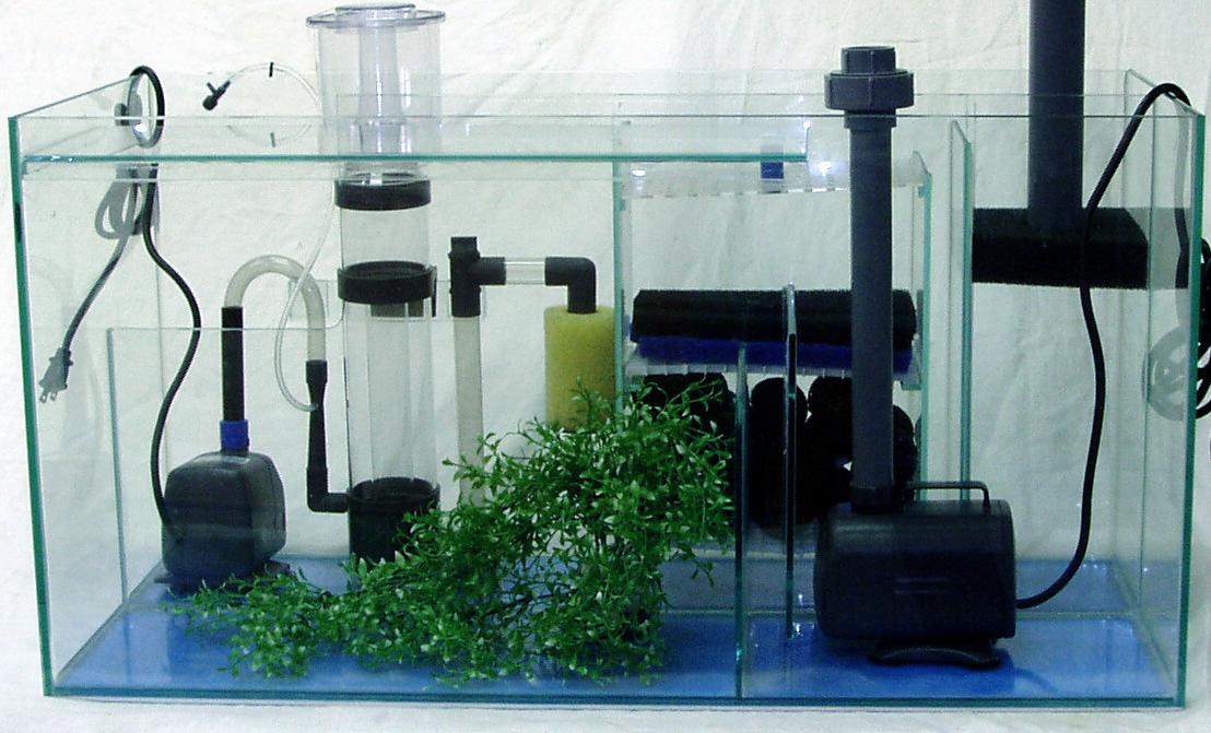 Варианты аквариумных компрессоров