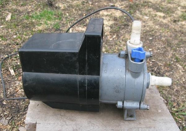 Насос для воды КАМА-10