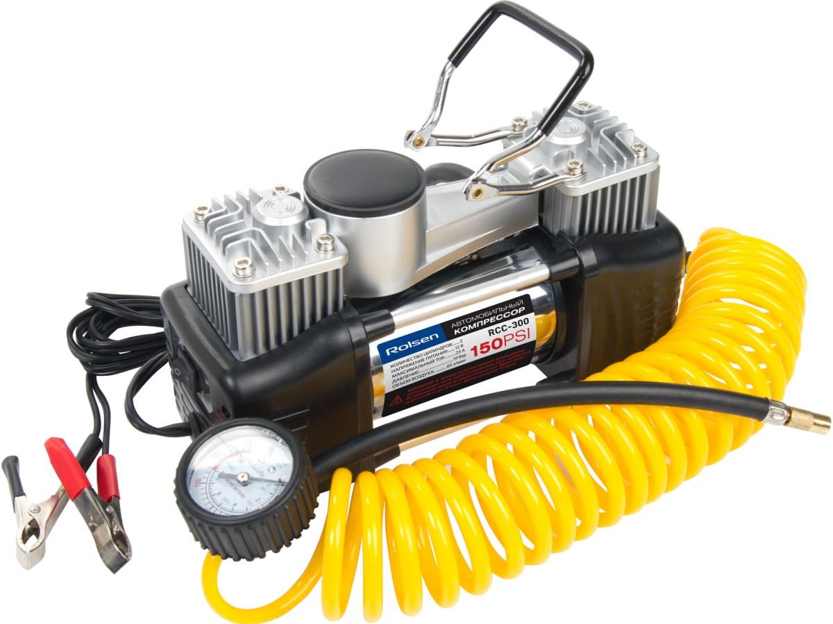 Автомобильный компрессор Rolsen RCC-300