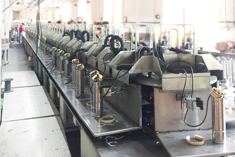 Производственная линия ETERNA