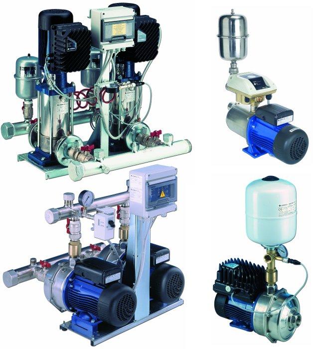 GS Самара - продажа, ремонт и обслуживание насосного оборудования