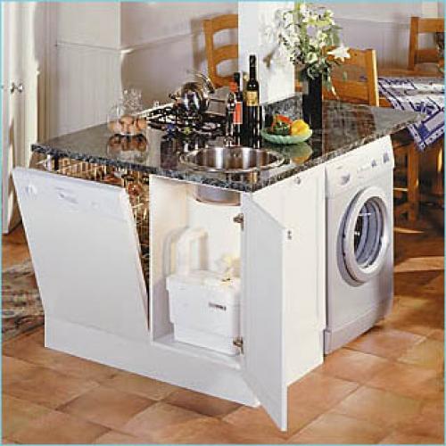 Оборудование кухни санитарным насосом SFA SANIVITE SILIENCE