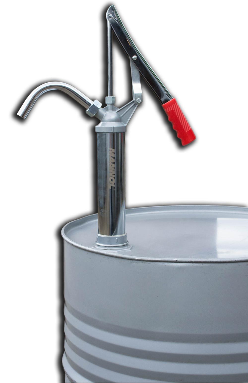 Ручной бочковой насос для масла