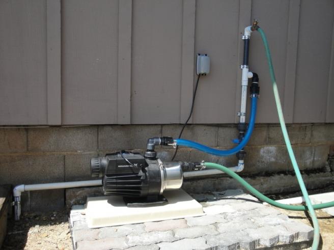 Насосная станция grundfos sq в системе водоснабжения