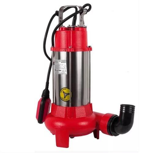 Насос дренажный погружной Quattro Elementi Sewage 1100F Ci-Cut