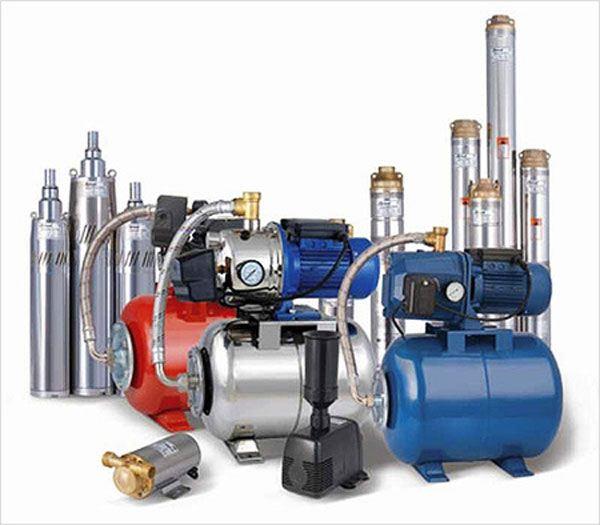 Насосное оборудование от компании Система-2000