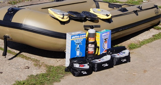Насосы для накачки лодки