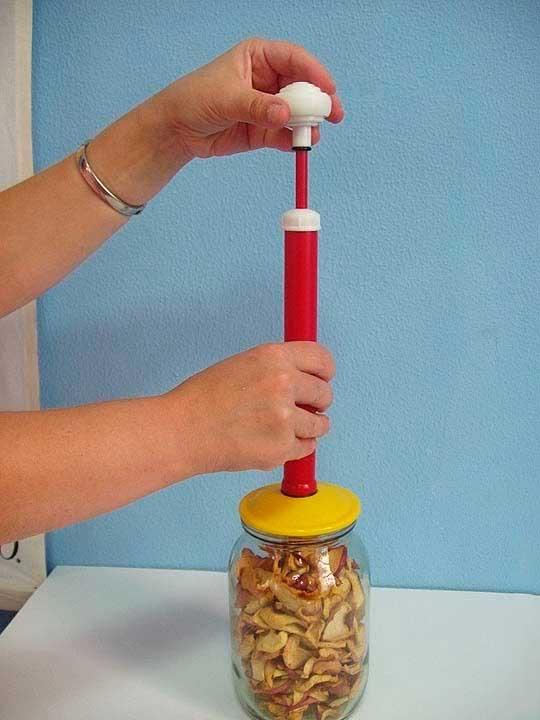 Вакуумный ключ для укупорки банок