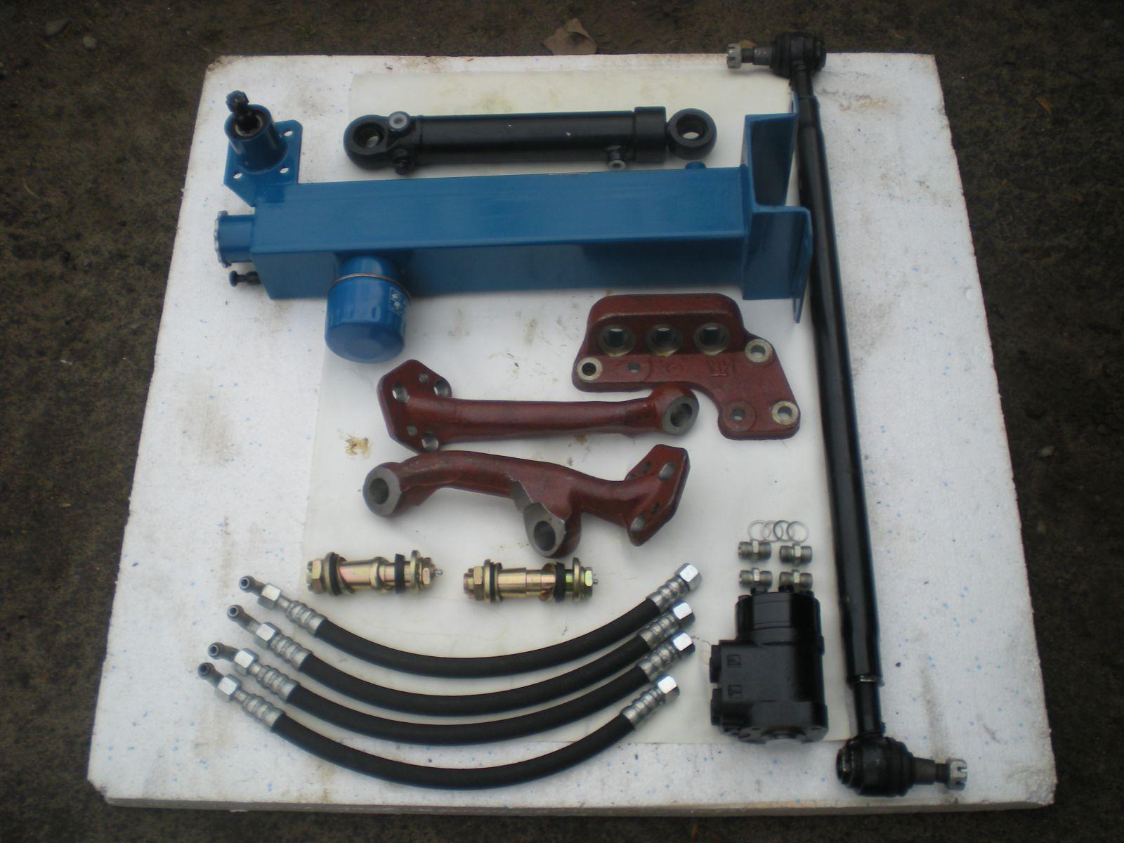 Комплект для установки ГУР на трактор МТЗ