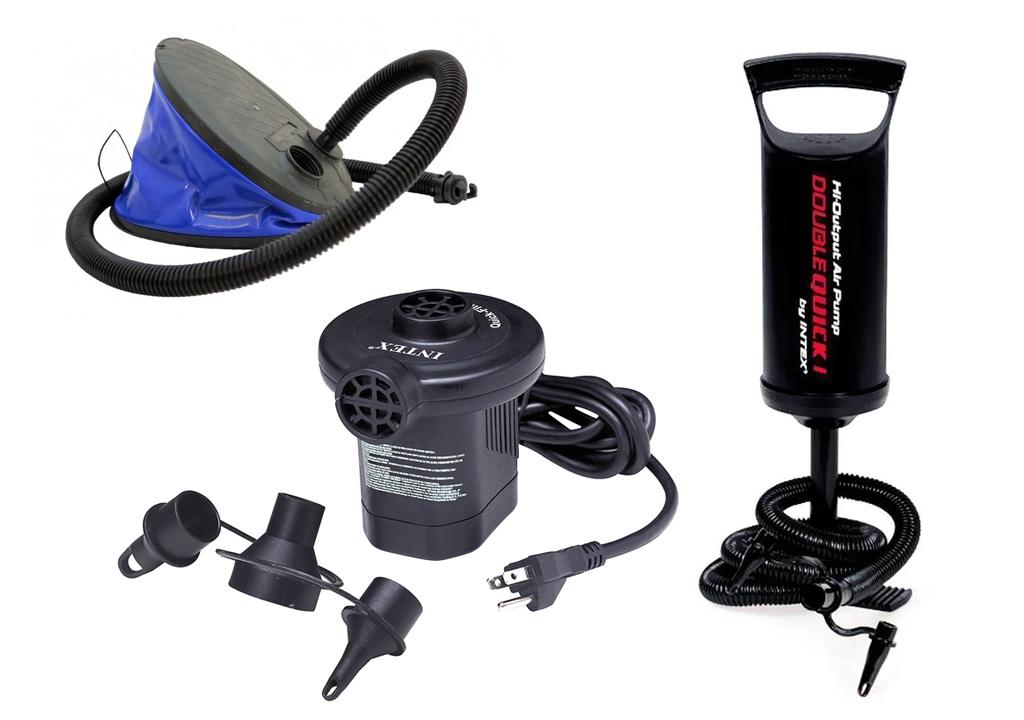 Что такое насос Intex - виды, сфера применения, модели, параметры насосов Intex, а также, как выбрать ручной или аккумуляторный насос.