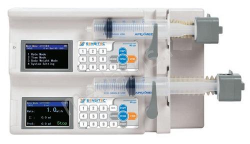 Насос двухшприцевой SENSITEC WS-450