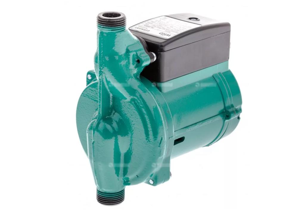 Насосы Wilo PB для повышения давления воды - устройство, преимущества использования, модели, характеристики насосов Wilo PB.