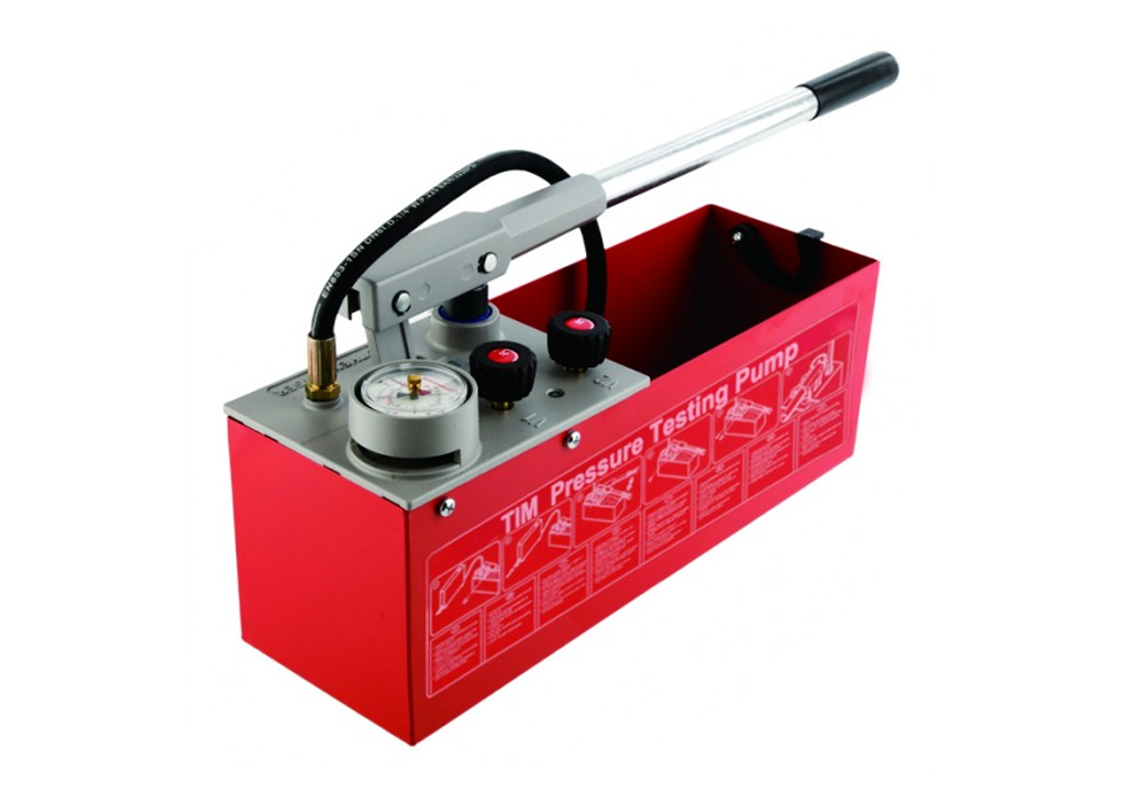 Что такое опрессовочный насос, зачем он нужен и где применяется, виды насосов для опрессовки, ручные, электрические