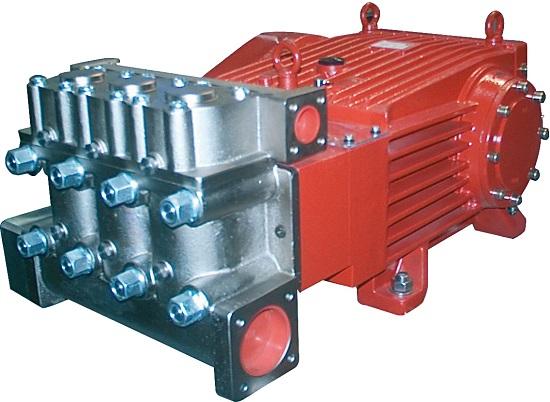 Плунжерный насос для бентонита P80.