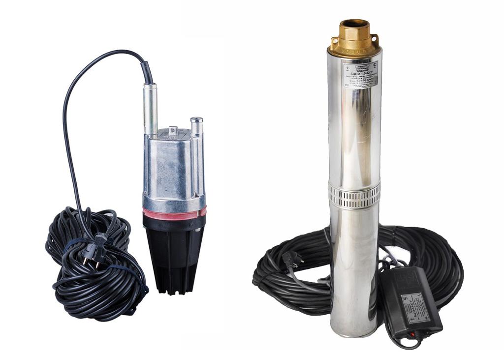Погружные насосы Водолей - модельный ряд, применение и характеристики погружных насосов Водолей, а также, выбор, установка, эксплуатация.