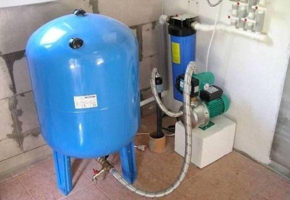 Джилекс краб в системе водоснабжения