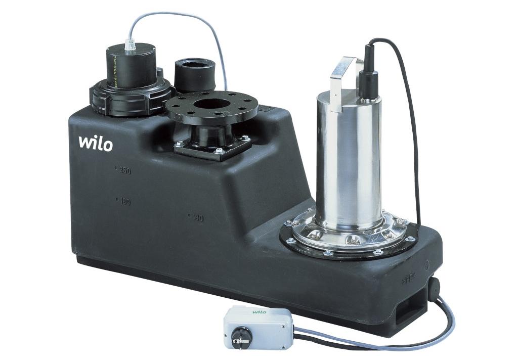 Что такое насосы Wilo Drainlift, где применяются, как работают, модельный ряд, характеристики насосов Wilo Drainlift.