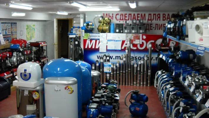 Мир Насосов в Нижнем Новгороде
