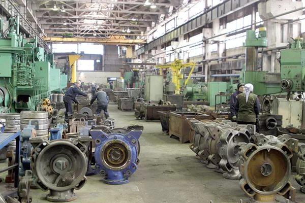 Тульский насосный завод КРОН