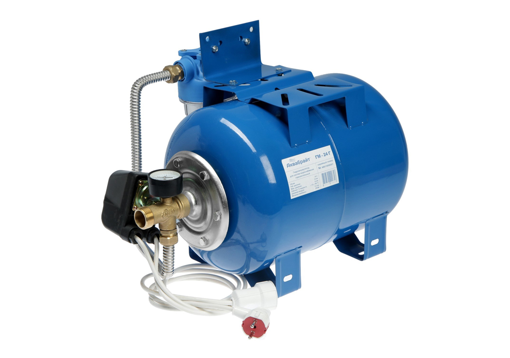 Что такое бак насосной станции, какие функции выполняет, виды, устройство, принцип работы бака насосной станции.