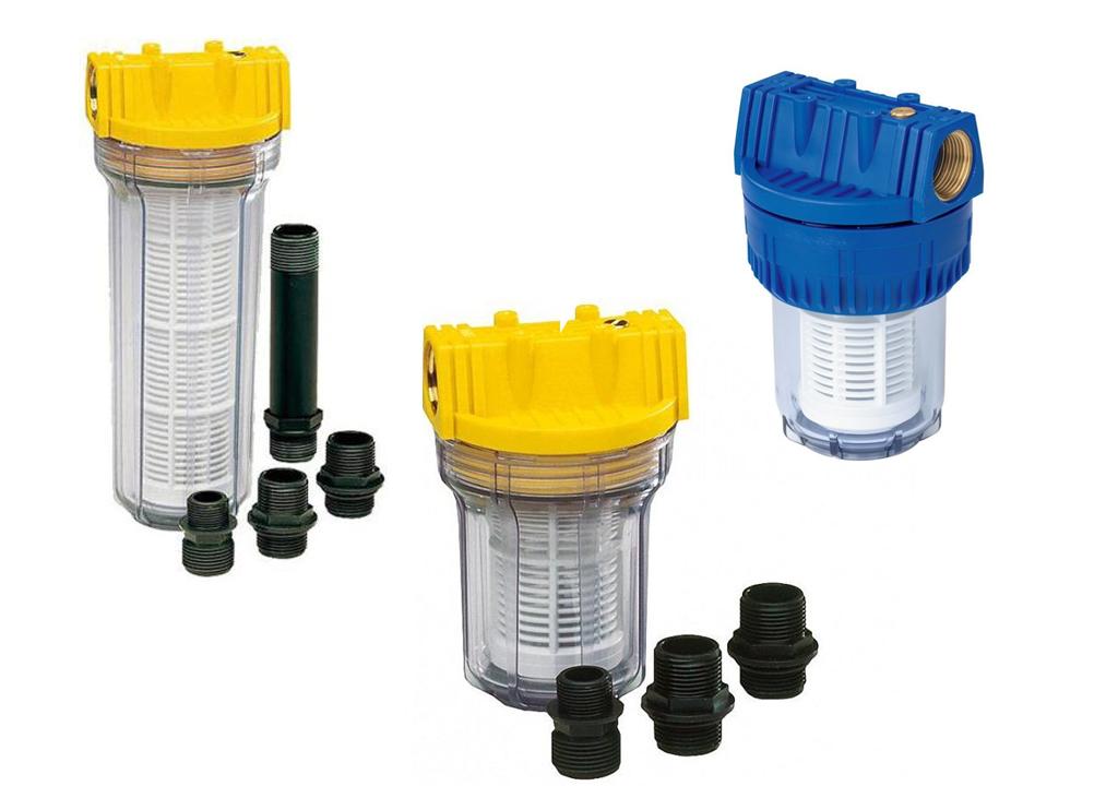 Что такое фильтр предварительной очистки для насосной станции, назначение, какие бывают виды, а также, установка и обслуживание.