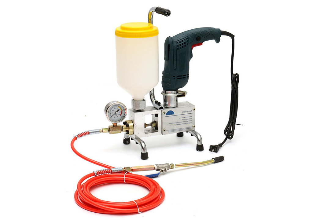 Что такое инъекционный насос для инъекционной гидроизоляции, уустройство, принцип работы, где и как применяются инъекционные насосы.