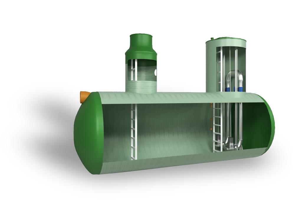 Как устроена канализационная насосная станция, как она устроена, как выбрать и подключить канализационную насосную станцию.