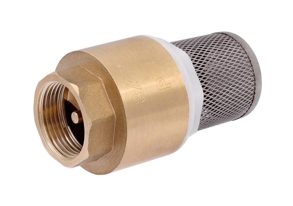 Что такое обратный клапан для насоса, зачем он нужен, конструкция, как и где устанавливать, можно ли сделать самому.