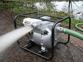 Поверхностный насос для грязной воды