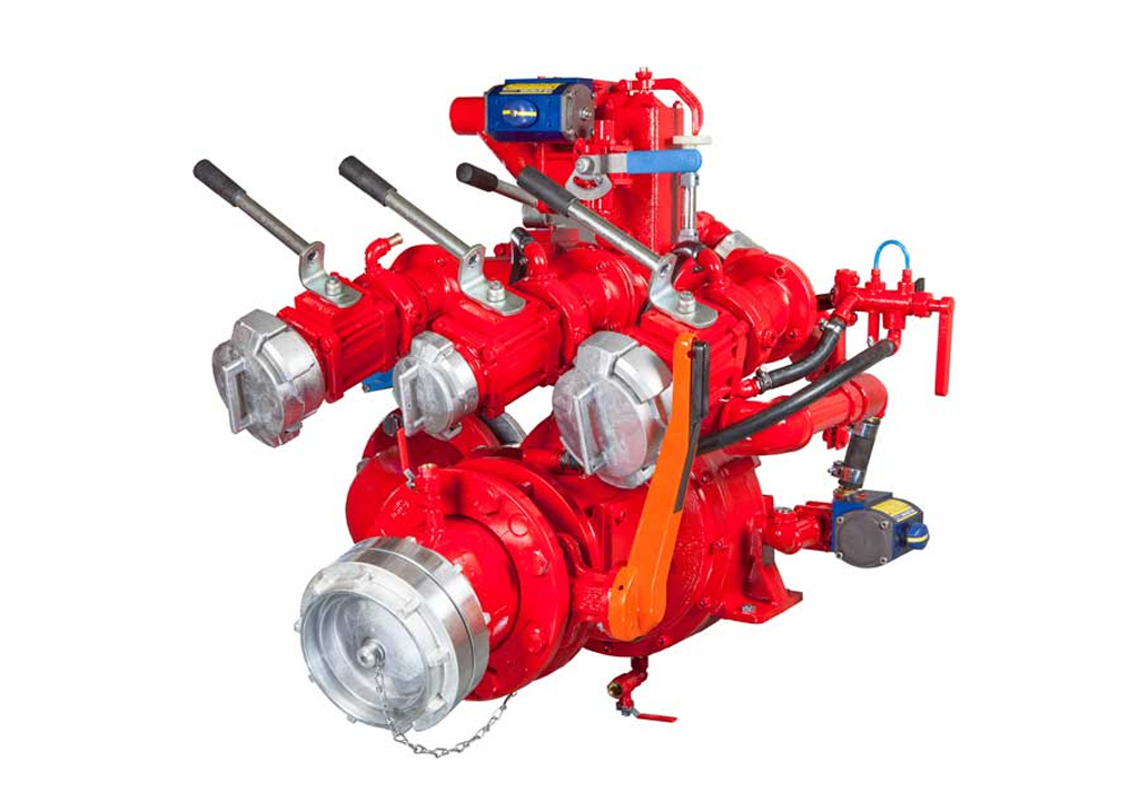 Что такое пожарные насосы, особенности устройства, виды, классификация, применение и обслуживание пожарных насосов.