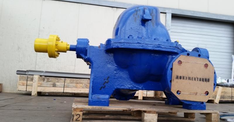 Ремонт промышленного насосного оборудования