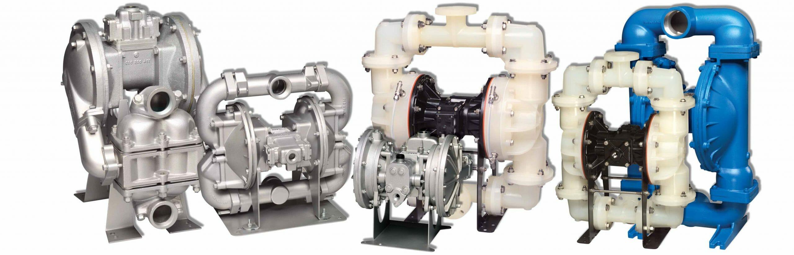 Пневматические насосы sandpiper pumps