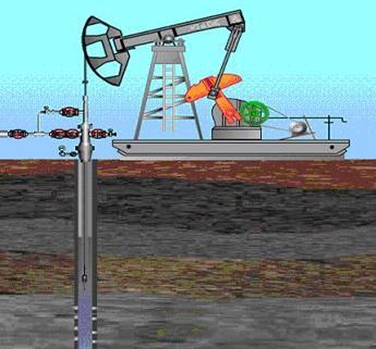 Нефтяные насосы ШСН