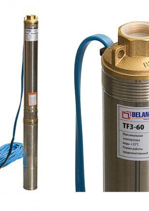Что такое скважинные насосы Беламос (Belamos для скважины), описание, виды, модели и параметры, а также выбор, установка и эксплуатация.