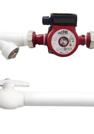 Как производится установка насоса в систему отопления, основные правила, этапы установки насоса в систему отопления.