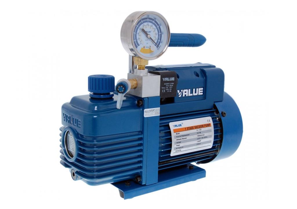 Что такое вакуумный насос Value, назначение, описание, модельный ряд, параметры и характеристики вакуумных насосов Value.