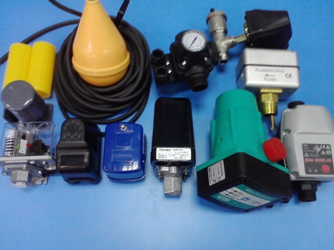 Разновидности автоматик для насосов
