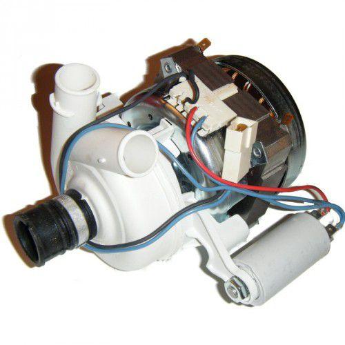 Мотор (двигатель) циркуляционный для посудомоечной машины Индезит