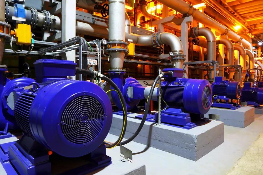 Стройград - компания комплексных поставок промышленного насосного оборудования