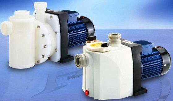 Центробежные герметичные насосы с магнитной муфтой - ЭКОМАКСЦентробежные химические модели самовсасывающих герметичных насосов