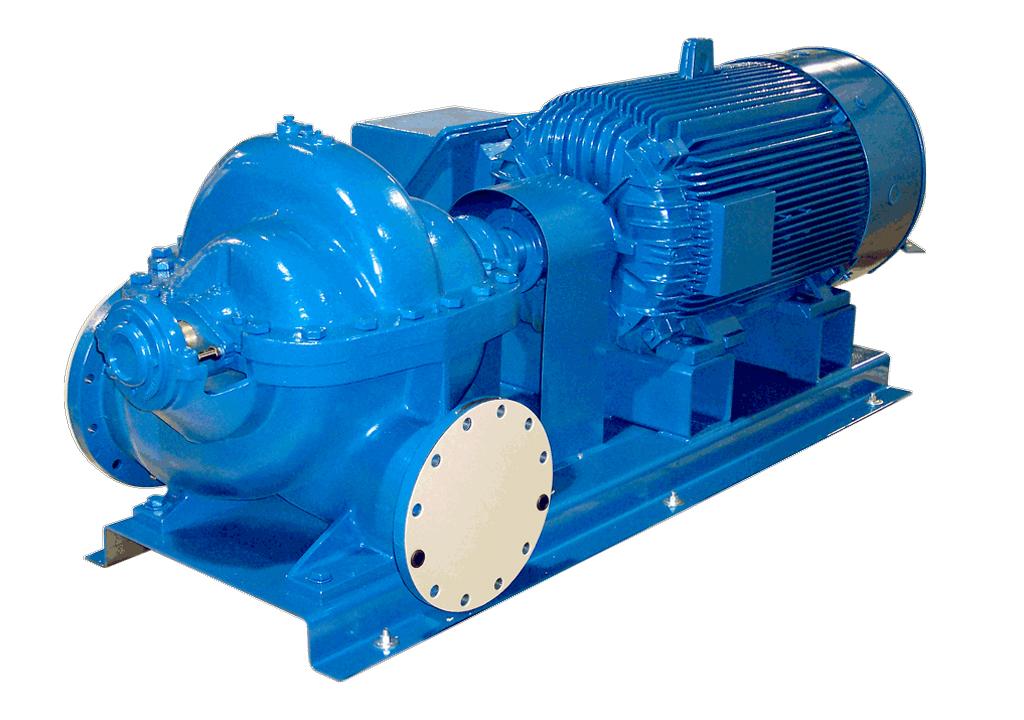Что такое насосный агрегат с электродвигателем, устройство, установка и центровка насосного агрегата с электродвигателем..