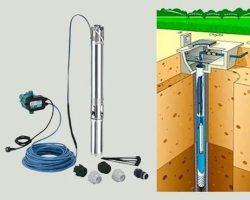 Погружные насосы для скважины