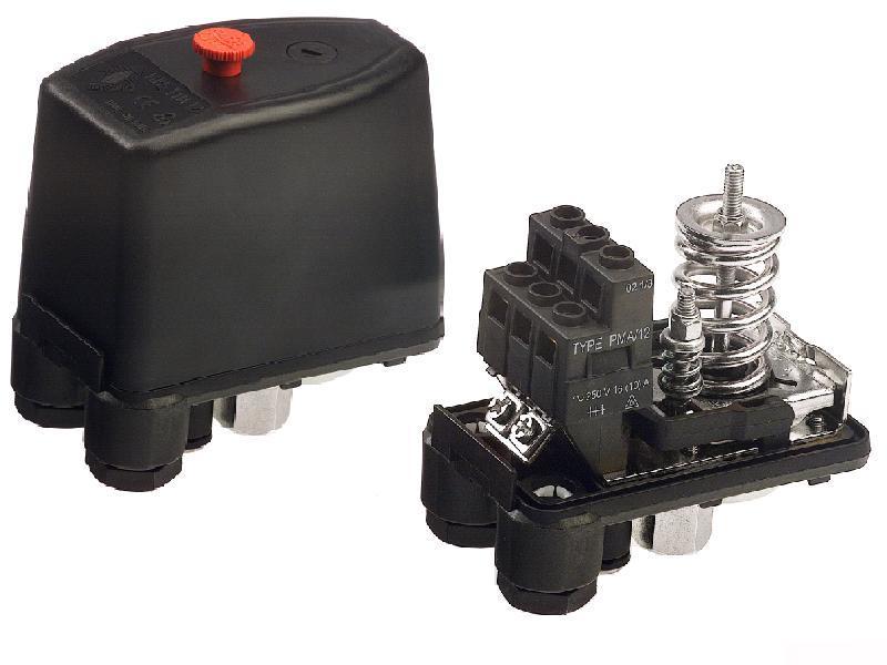 Реле давления для воздушного компрессора
