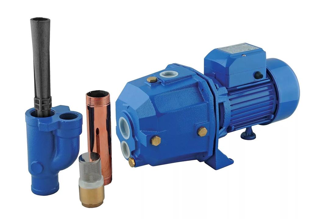 Эжекторный насос - принцип работы эжектора, виды, устройство, схема, отличия эжекторных насосов, преимущества и эксплуатация.