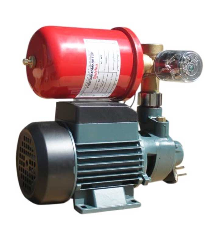 Купить автоматическую насосную станцию LadAna Autojetpump QB60-2 т.м. с гидроаккумулятором 2 литра по низкой цене в Интернет магазине Насосов.
