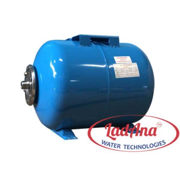 Гидроаккумулятор 24 л горизонтальный т.м. LadAna.