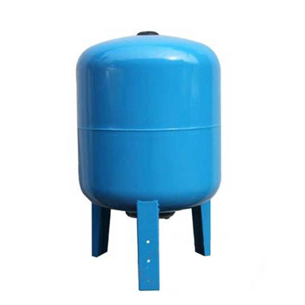 Купить гидроаккумулятор 100 л вертикальный LadAna (фланец нержавеющая сталь) по супер цене в интернет магазине насосов nasosovnet.ru